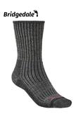Bridgedale 英國 TK健行者 美麗諾保暖-中厚 碳黑 710 596 登山襪 健行襪 排汗襪 保暖襪 [易遨遊]