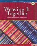 二手書博民逛書店 《Weaving It Together 4》 R2Y ISBN:1413020488│THOMSON HEINLE