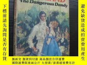 二手書博民逛書店The罕見Dangerous DandyY146810 Barb