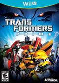 WiiU Transformers Prime: The Game 變形金剛:領袖之證(美版代購)