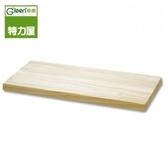 特力屋松木拼板1.8x115x50公分