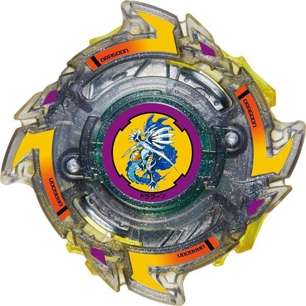 戰鬥陀螺 爆烈世代 BURST#95闇黑龍騎士07強化組 VOL.8  確認版(不含發射器) TAKARA TOMY