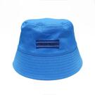 【ISW】多色梭織帽盆帽-藍色 (三色可選) 設計師品牌