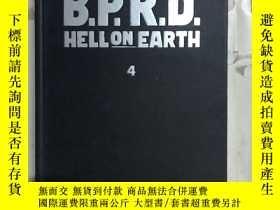 二手書博民逛書店B.P.R.D.HELL罕見ON EARTH (4)Y34370