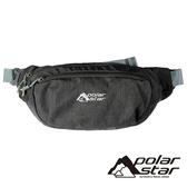 【PolarStar】多功能腰包『黑』P20810 露營.戶外.旅遊.自助旅行.多隔間.腰包.休閒包.側背包