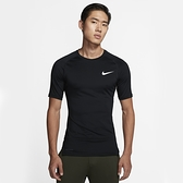 NIKE 運動短袖 緊身衣 PRO 黑 DRI-FIT 訓練 健身 男 (布魯克林) BV5632-010