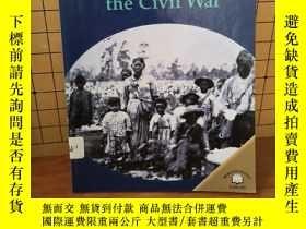 二手書博民逛書店THE罕見CAUSES OF THE CIVIL WAR (WO