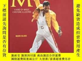 二手書博民逛書店Freddie罕見Mercury : A kind of mag