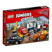 LEGO 樂高  Juniors Smokey s Garage 10743