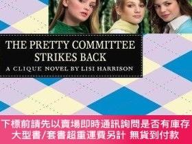 二手書博民逛書店The罕見Pretty Committee Strikes Back (the Clique, No. 5)Y
