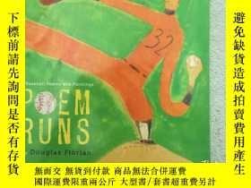 二手書博民逛書店Poem罕見Runs: Baseball Poems and P