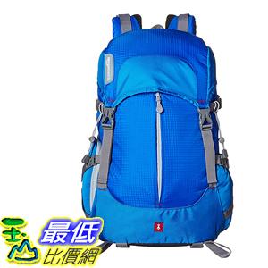 [106美國直購]  AmazonBasics 相機背包 Hiker Camera and Laptop Backpack - Blue