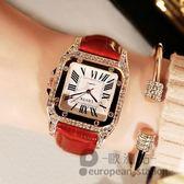 手錶/女生水鑚禮物女休閒「歐洲站」