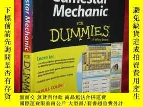 二手書博民逛書店Gamestar罕見Mechanic For Dummies 【