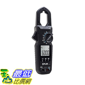 [106 美國直購] FLIR CM46 Professional 400A True RMS Clamp Meter with Accu-Tip and Temperature Measurements