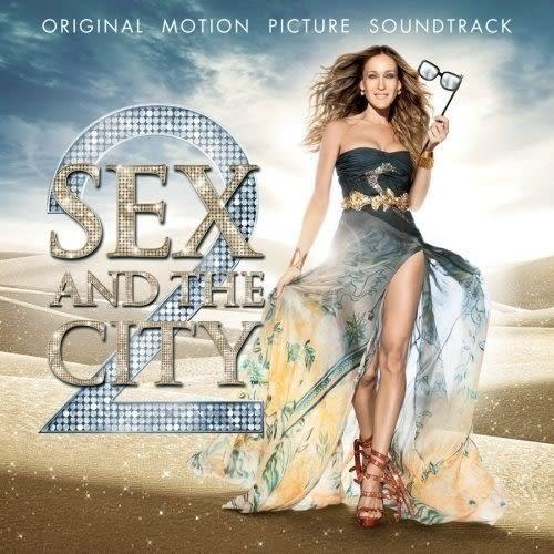 慾望城市2 電影原聲帶CD OST  (購潮8)