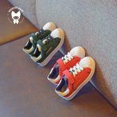 男童鞋子百搭軟底休閒鞋運動鞋 E家人