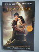 【書寶二手書T1/一般小說_IRF】New Moon_Meyer, Stephenie