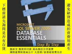 二手書博民逛書店Microsoft罕見Sql Server 2005Y256260 Solid Quality Learnin