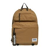 【OUTDOOR】(促銷價) 繽紛原色-14吋筆電後背包-深米色 OD201104DBE