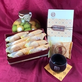 【九個太陽】全國獨家黃金太陽餅8入/蛋奶素 含運價360元