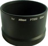 NIKON P7000 P7100 廣角鏡套筒 金屬 52mm  相容原廠 可搭 濾鏡 保護鏡