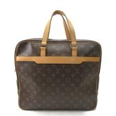 LOUIS VUITTON LV 路易威登 原花手提公事包 Pegase Briefcase M53343【BRAND OFF】