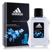 ADIDAS 愛迪達 品味透涼男性淡香水(100ml)