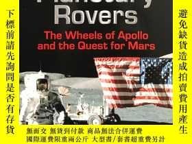 二手書博民逛書店Lunar罕見and Planetary Rovers: The