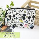 ☆小時候創意屋☆ 迪士尼 MICKEY! 頸掛包 手機包 卡片包 零錢包 證件包 收納包 悠遊卡包 短夾
