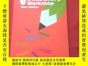 二手書博民逛書店Vocabulary罕見Workshop New Edition