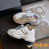 老爹鞋兒童運動鞋春季百搭時尚寶寶夏季男童鞋【淘嘟嘟】