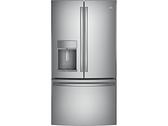 *~新家電錧~*【奇異 CWE23SSSS】702公升 薄型法式三門冰箱 【實體店面】