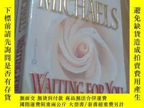 二手書博民逛書店WAITING罕見FOR YOUY21794 KASEY MIC