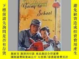 二手書博民逛書店罕見上學英文版Y23435 外文出版社 出版1975