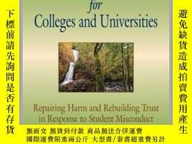 二手書博民逛書店Little罕見Book of Restorative Justice for Colleges and Univ
