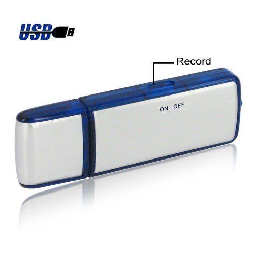 【世明國際】4GB 隨身碟錄音筆 高清晰錄音機 一鍵式操作