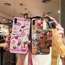 SamSung N10/N9/N8保護套 卡通小新Galaxy S21 Ultra手機套 三星可愛note20手機殼 三星S20/S10/S9/S8 Plus保護殼