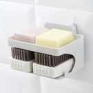 肥皂架 瀝水架 置物盒 無痕 掛勾 收納...