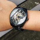 Kenneth Cole國際品牌都會紳士鏤空機械腕錶KC50064004公司貨