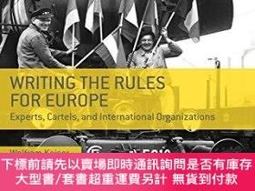 二手書博民逛書店Writing罕見The Rules For EuropeY255174 Wolfram Kaiser Pal
