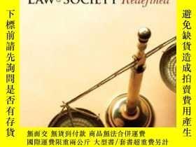 二手書博民逛書店【罕見】Law And Society Redefined 20