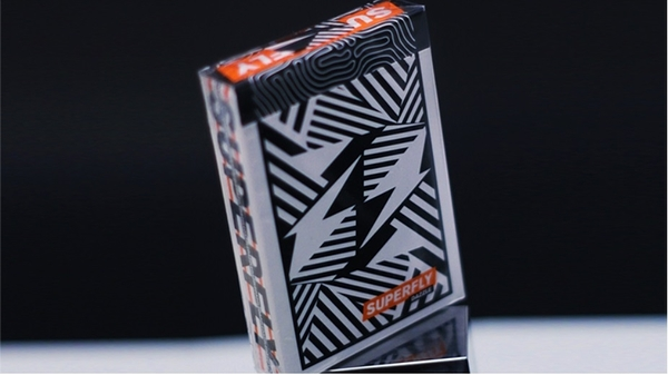 【USPCC撲克】Superfly Dazzle Playing Cards by Gemini S103050265