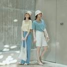 Queen Shop【01038875】百搭舒適素色短袖T 五色售*現+預*
