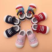 全館85折春秋學步鞋女寶寶鞋子0一1-2-3歲嬰兒鞋軟底男寶寶單鞋布鞋機能鞋 森活雜貨