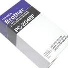 Brother PC-204RF傳真機轉寫帶(1盒4支) 適用FAX-1010/1012/1013/1870/1970/1170/1270  PC-204/204/204RF