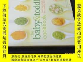 二手書博民逛書店The罕見Baby and Toddler Cookbook: