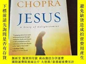 二手書博民逛書店Jesus:罕見A Story of Enlightenment (Enlightenment Series)(英