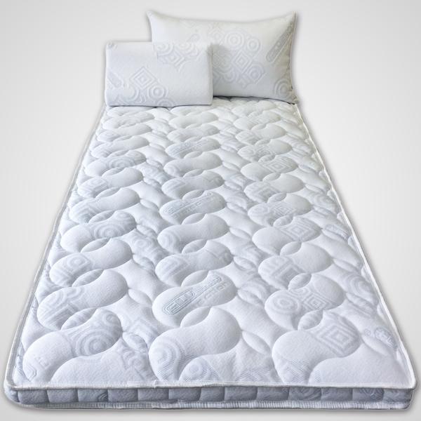 【嘉新名床】銀離子 ◆ 浮力床《加硬款 / 10公分 / 標準單人3尺》