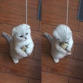 寵物玩具 貓玩具逗貓棒羽毛老鼠斗貓棒逗貓玩具磨牙棒啃咬耐咬寵物貓咪用品